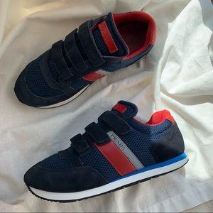 Prada boys sneakers size 36